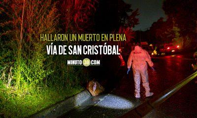 En San Cristobal encontraron un cadaver envuelto y amarrado