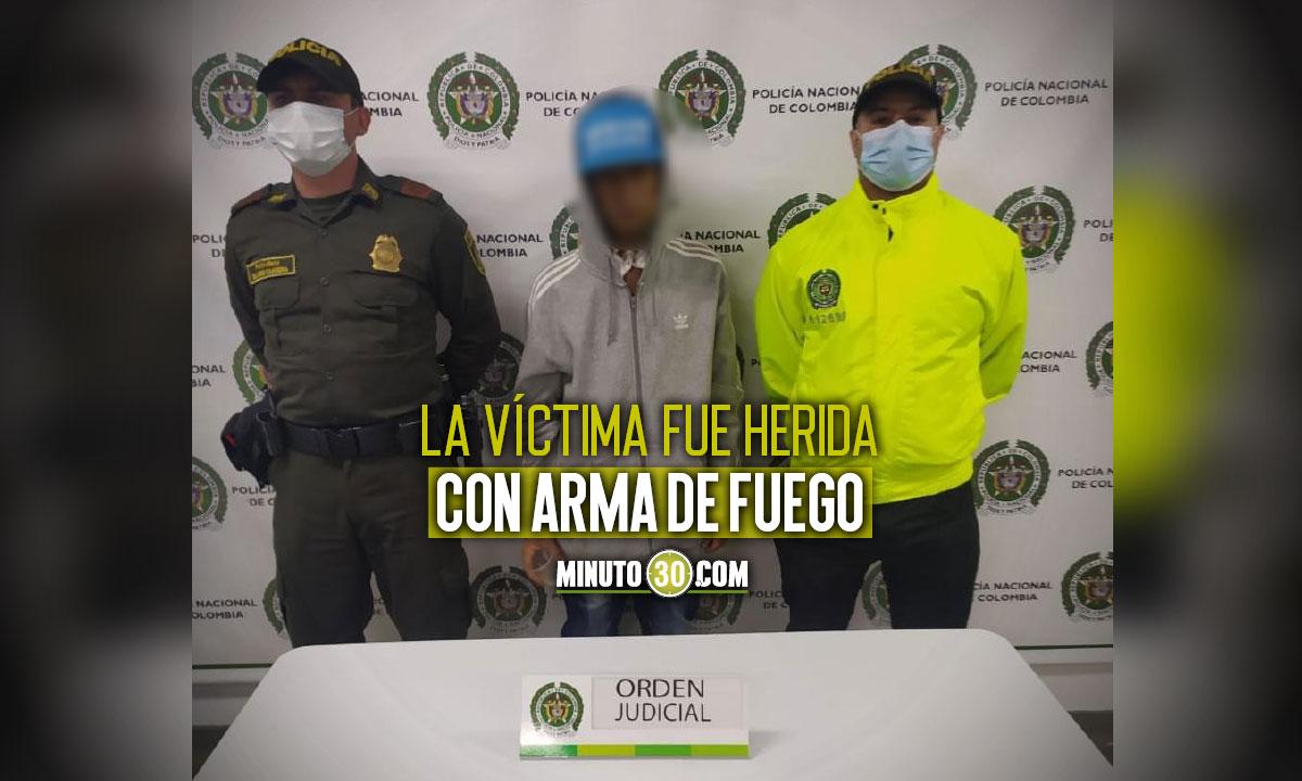 Encarcelaron a un hombre que habría matado a otro en Itagüí