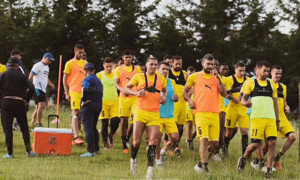 Entrenamiento Independiente Medellin 4 1