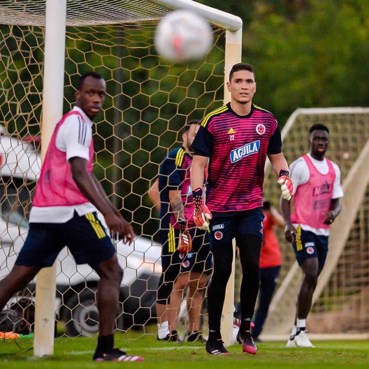Entrenamiento Seleccion Colombia 7 1