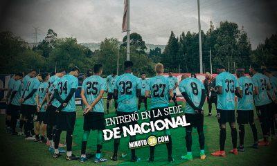Envigado FC avanza en su pretemporada