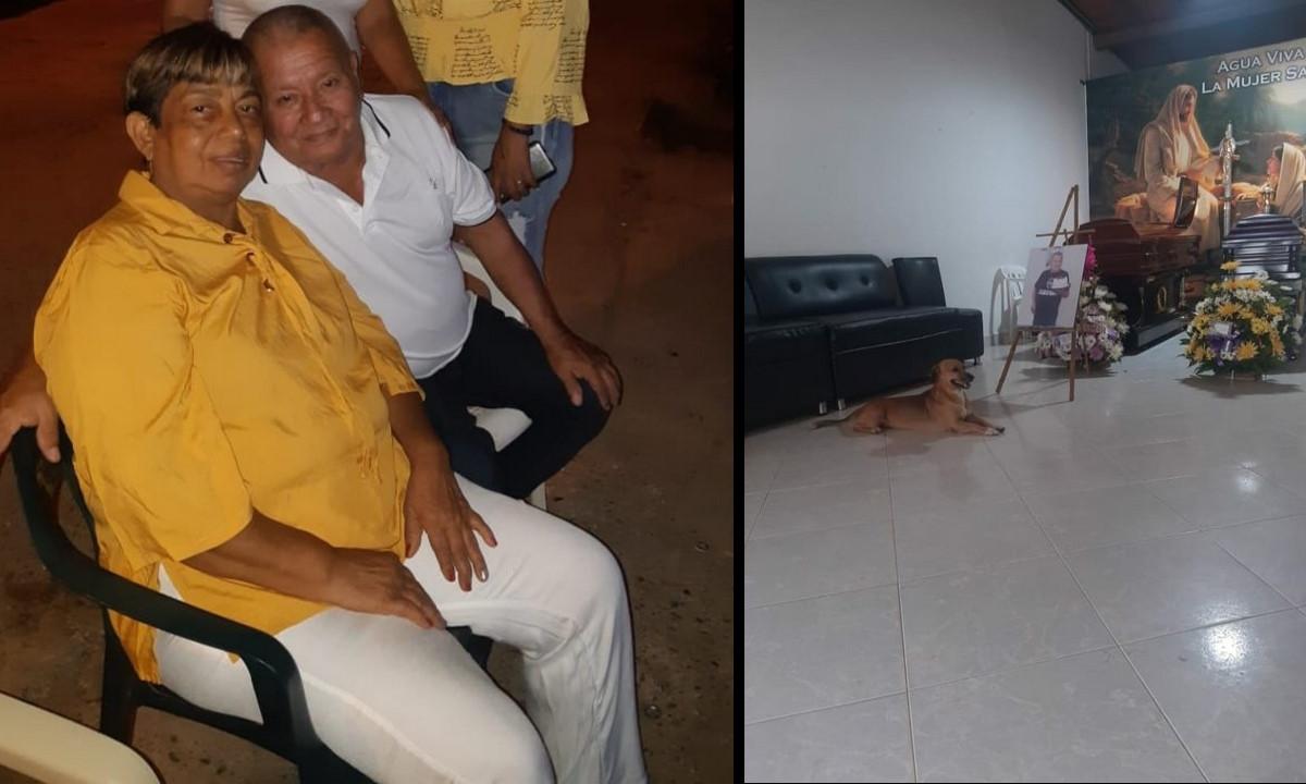 La muerte no los separó: En Antioquia una pareja murió el mismo día tras 37 años unión