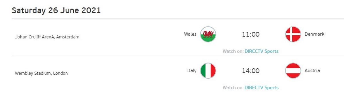 Eurocopa 2 1