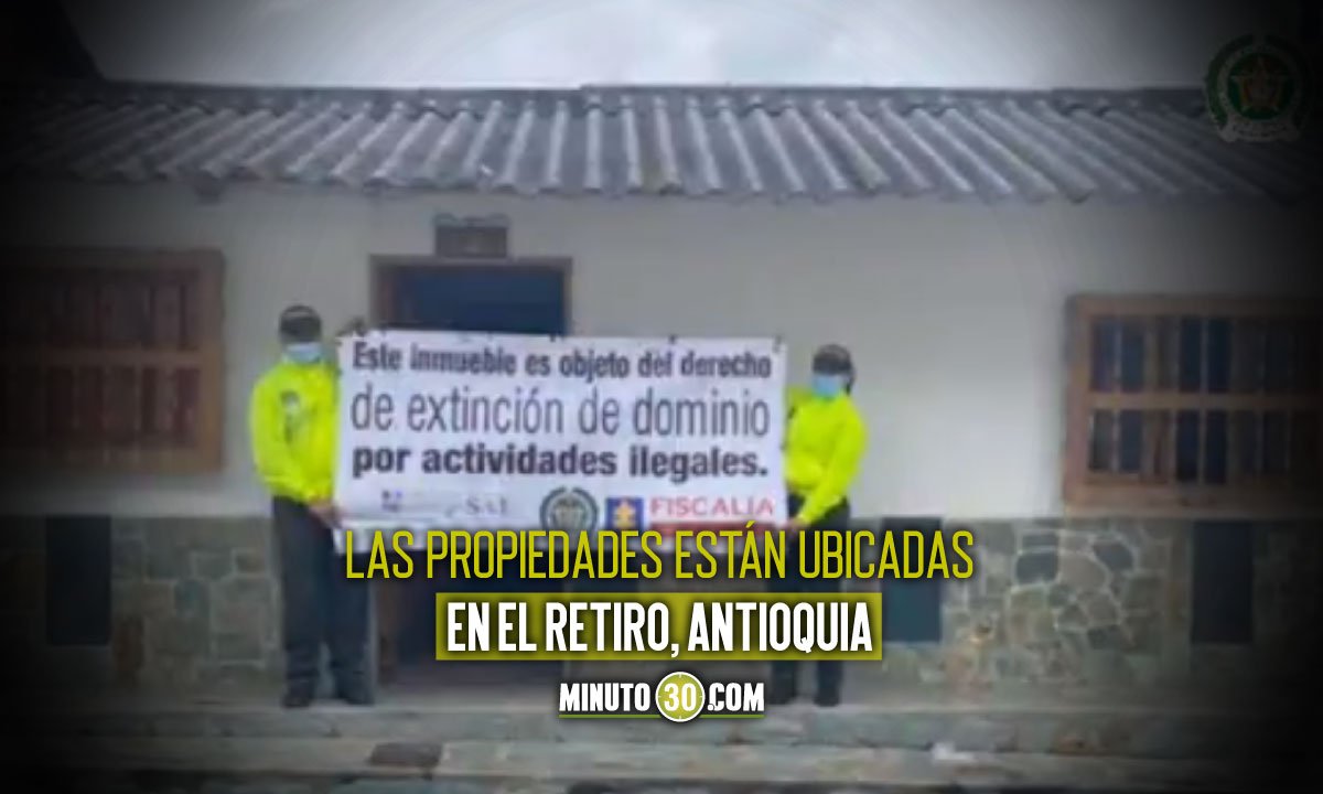 EXTINCIÓN DE DOMINIO