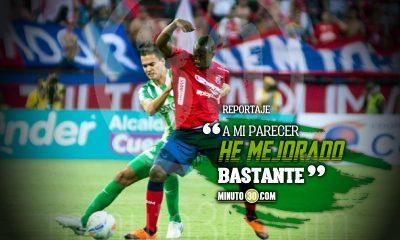 Felipe Aguilar hablo de las bondades del jugador que regresa a Nacional
