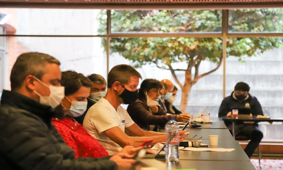 Gobierno Nacional-Comité de Paro-diálogos