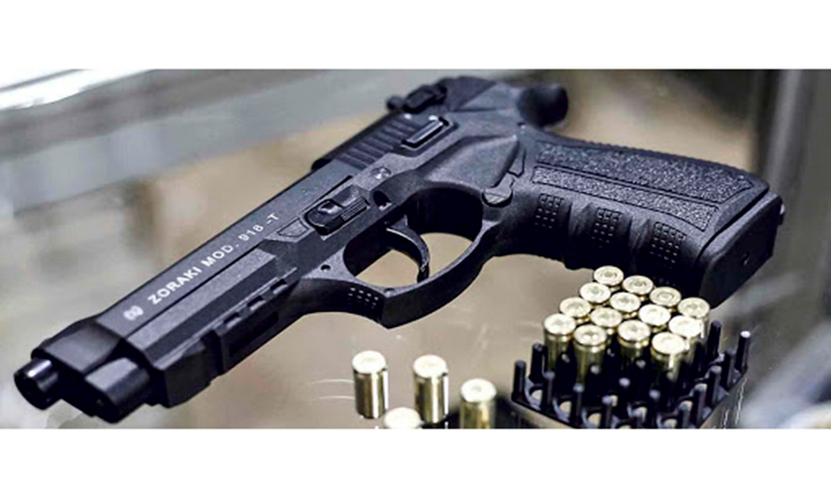 Gobierno-venta-armas traumáticas