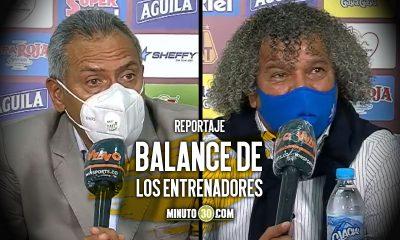 Hernan Torres y Alberto Gamero coinciden en que la serie quedo abierta