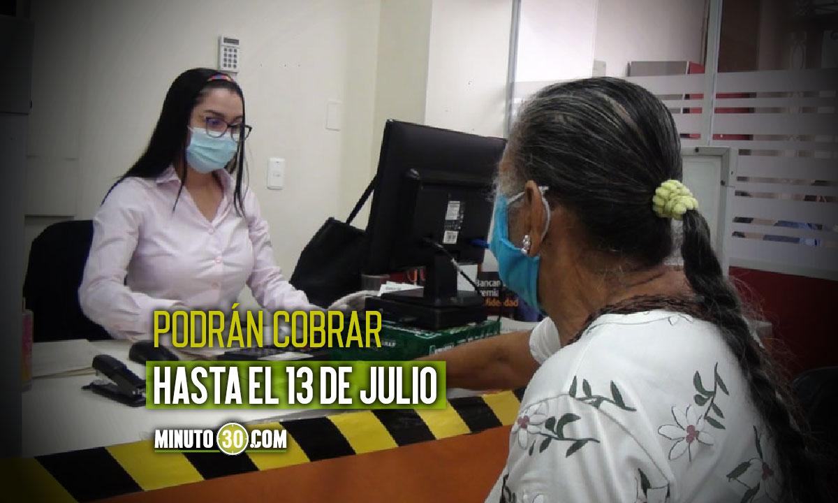¡Pilas! Hoy empiezan a pagar el subsidio de Colombia Mayor