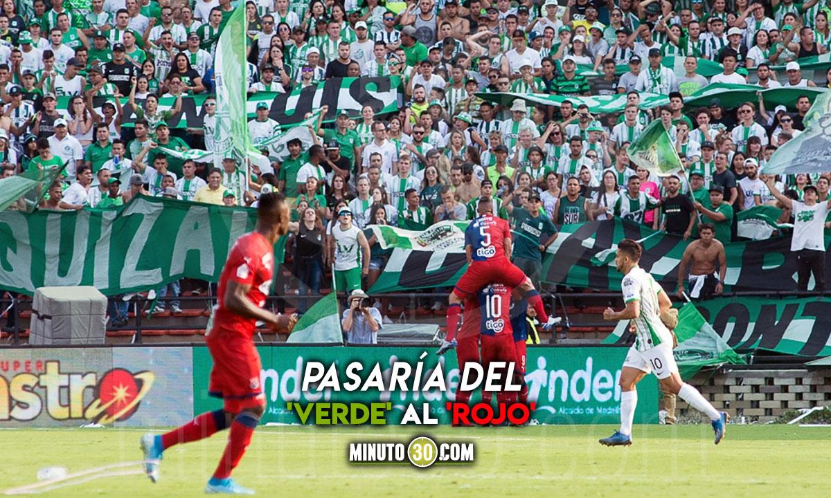 Independiente Medellin tendria listo un rival de peso