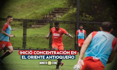 Independiente Medellin trabaja a doble jornada