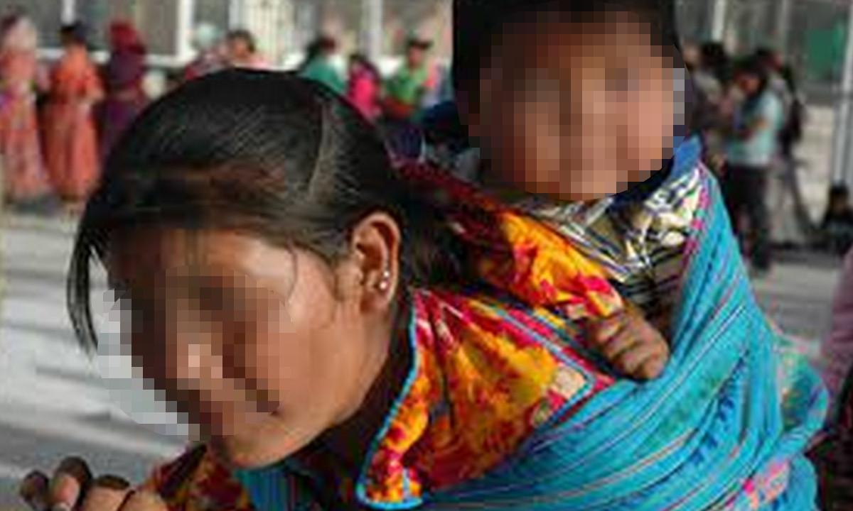 Indígena y su recién nacida mueren al pisar una mina en Murindó, Antioquia