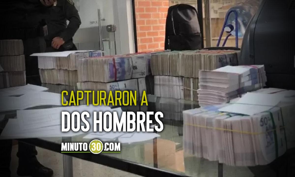 [Video] Investigan si mil millones de pesos encontrados en Cali serían para financiar bloqueos