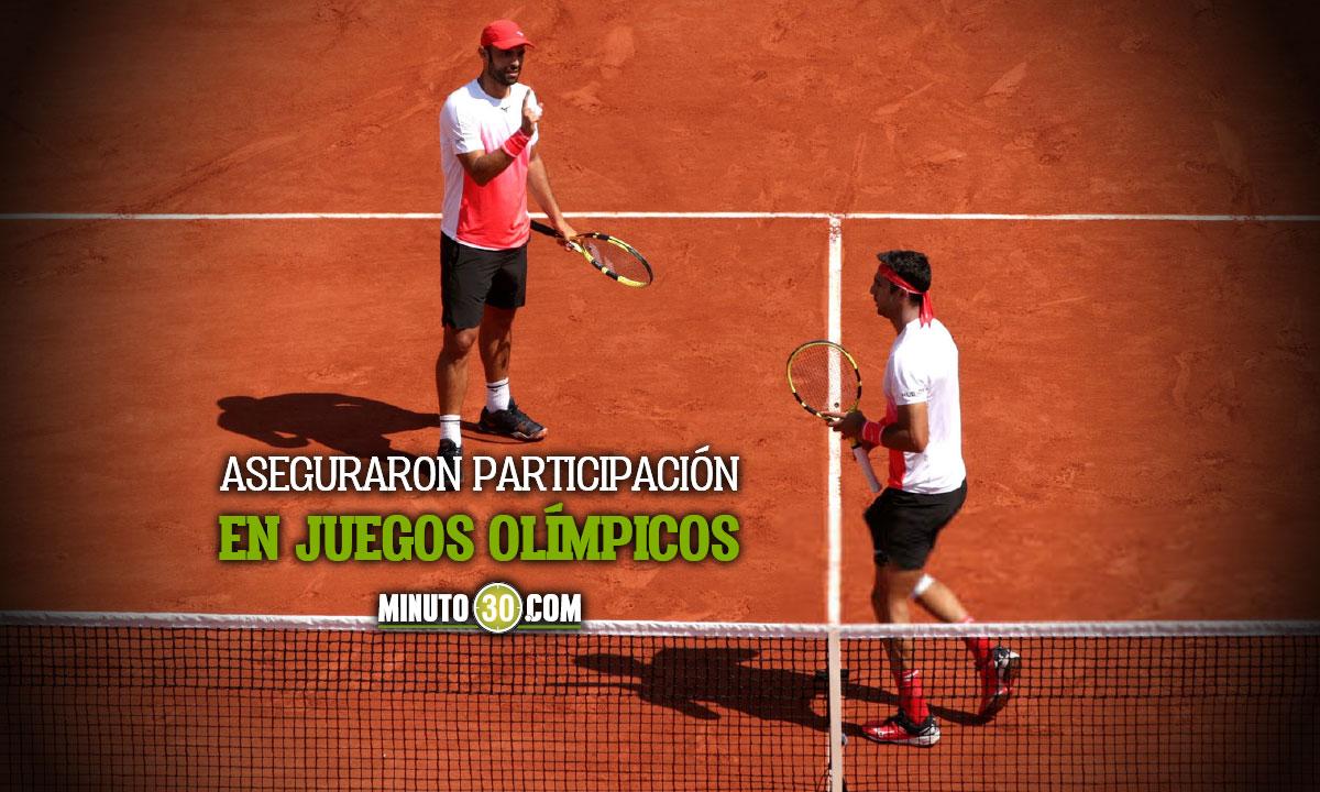 Juan Sebastian Cabal y Robert Farah se despidieron de Roland Garros en semifinales