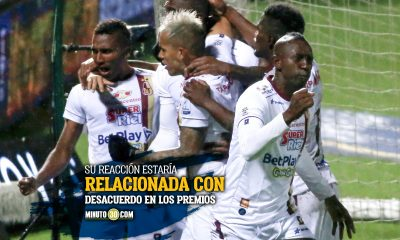 Jugadores de Deportes Tolima abandonaron la concentracion