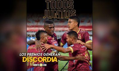 Jugadores de Tolima buscan llegar a acuerdo con Gabriel Camargo