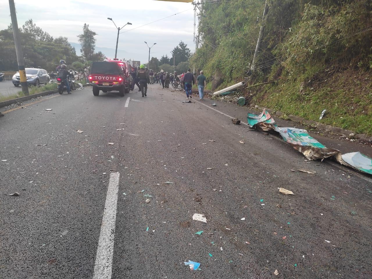 Las Palmas-accidente