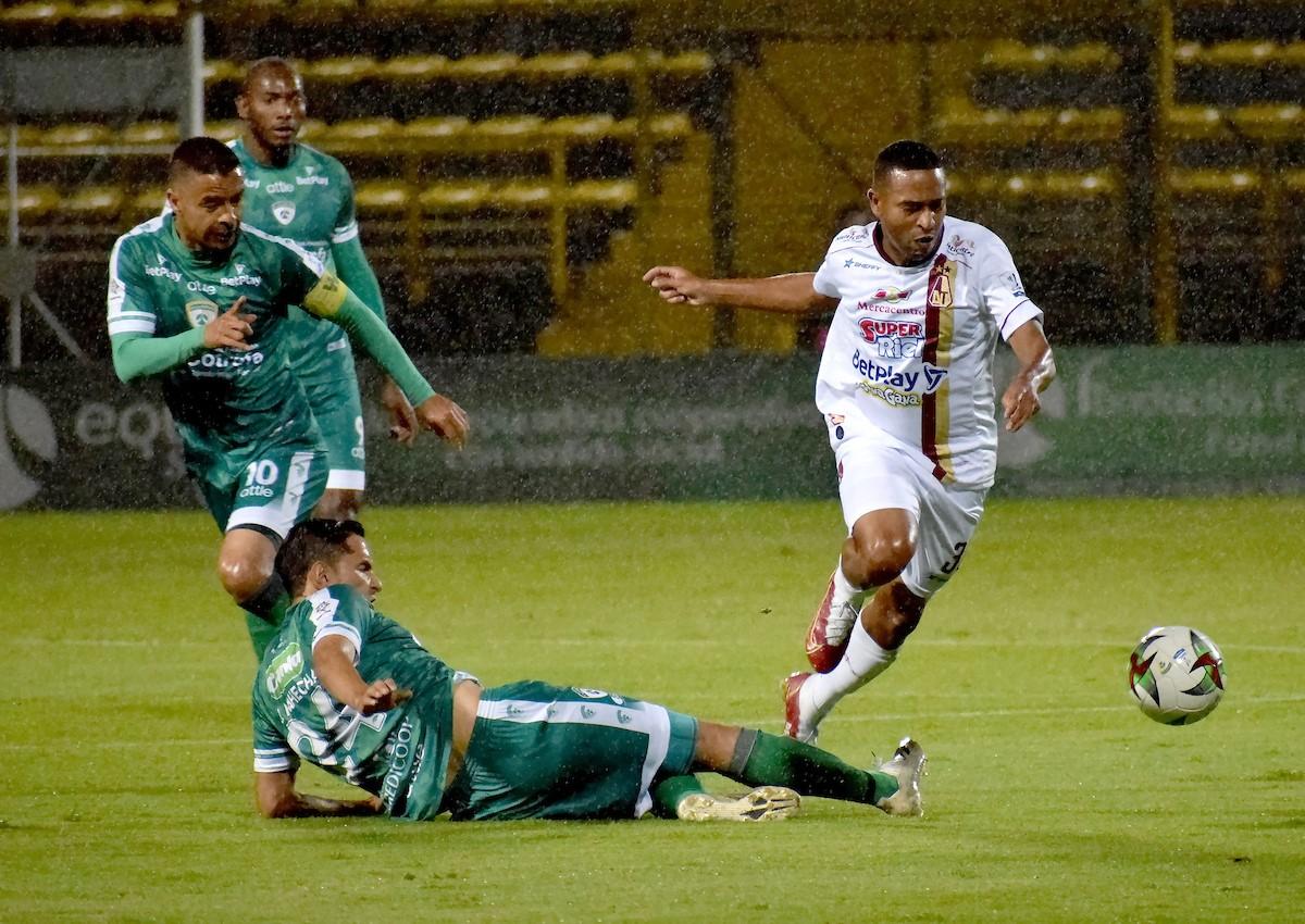 La Equidad vs Deportes Tolima 2