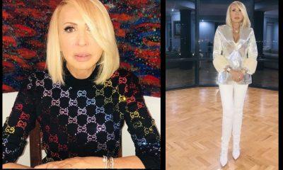 Laura Bozzo grabó un video en vestido de baño y lo dedicó a los que la insultan