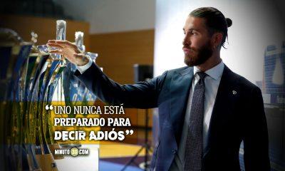 Llego el momento mas dificil de mi vida Sergio Ramos