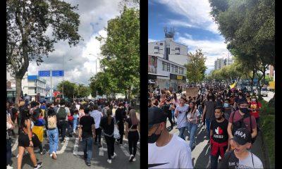 Fiscalía presentó la lista de daños ocasionados durante las protestas en el país
