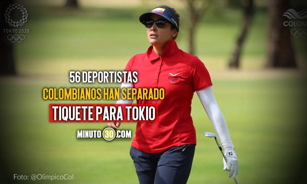 Maria Jose Uribe aseguro clasificacion a Juegos Olimpicos