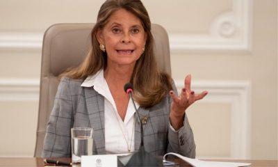 Marta Lucía Ramírez-reunión-CIDH