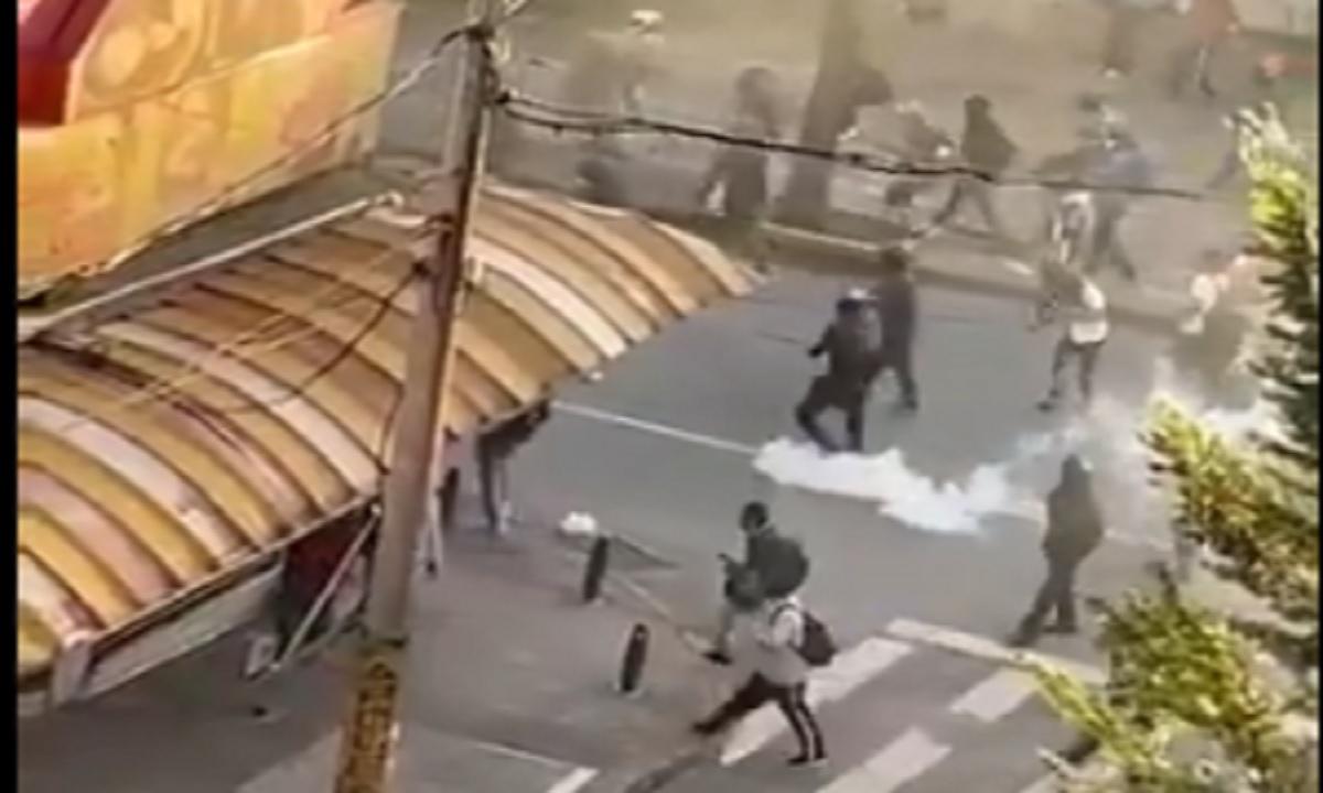 Medellín-disturbios