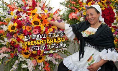 Medellín estará nuevamente en la Vitrina Turística de Anato