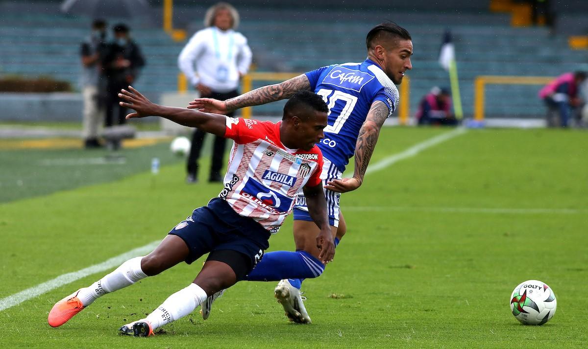 Millonarios vs Atletico Junior 2