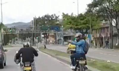 [Video] Intentó recuperar la moto que le robaron y lo mataron