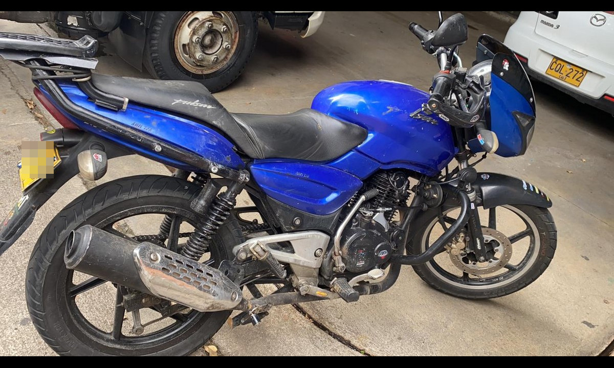 Recuperaron una moto en Boston, se la habían robado en Villanueva