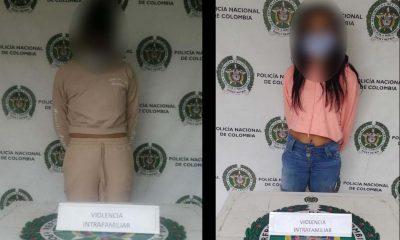 Por pegarle a los 'maridos' estas mujeres fueron capturadas en Medellín
