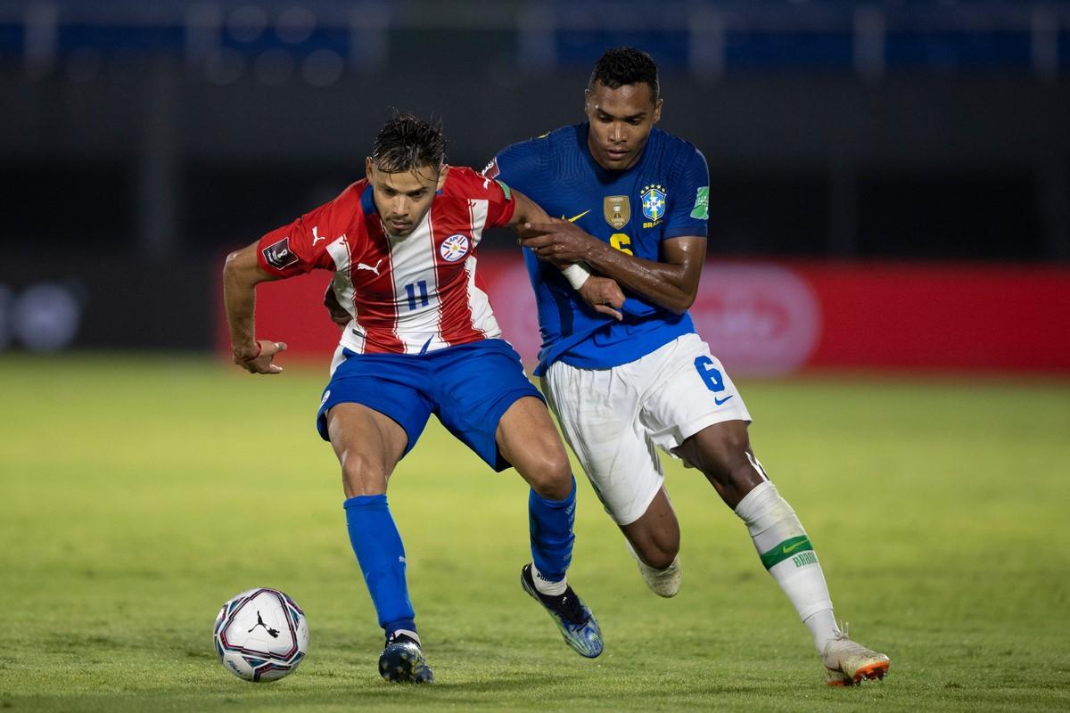 Neymar protagonista con la Seleccion de Brasil 3