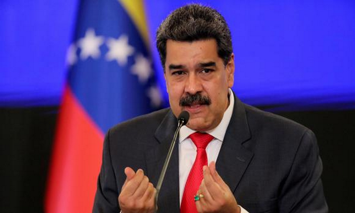 Nicolás Maduro-EE.UU-vacunas