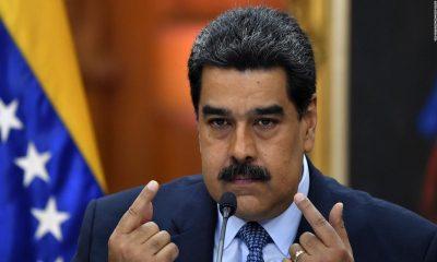 Nicolás Maduro-EE.UU. Venezuela-vacunas