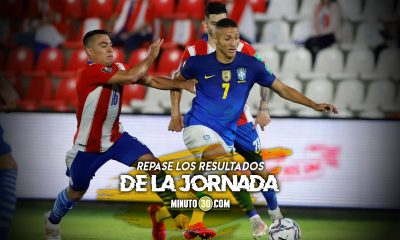 Ningun local logro ganar en la fecha 8 de las Eliminatorias Sudamericanas