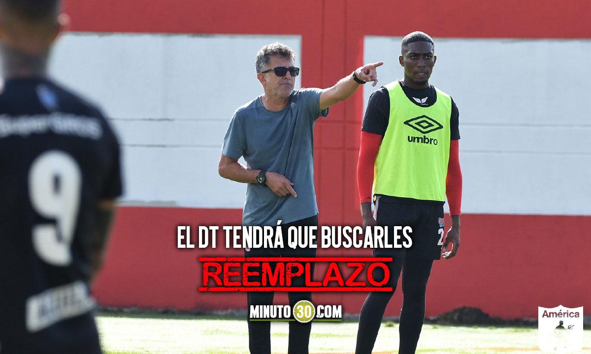 Osorio que llega y cinco jugadores que se van