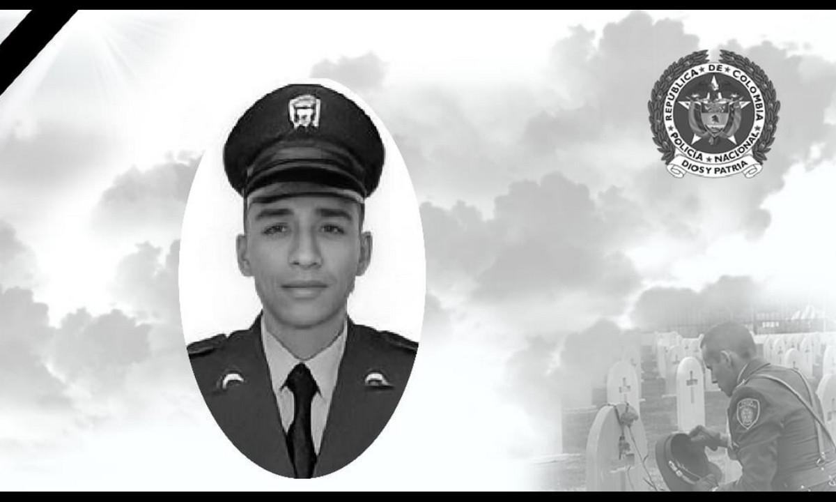 Asesinaron a un patrullero de la Policía en Cali