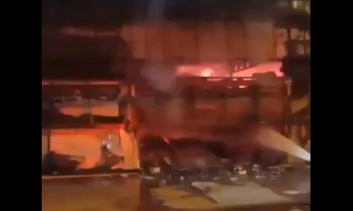 Policía-joven-quemado-Siloé