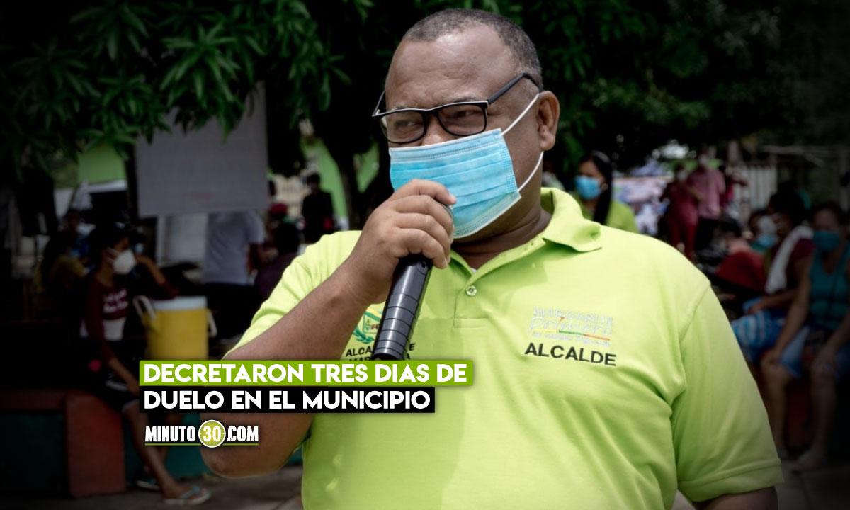 Por Covid murió el Alcalde de Margarita, Bolivar