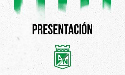 Presentacion Atletico Nacional