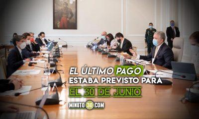Presidente Duque anunció que Ingreso Solidario se extenderá hasta agosto de 2021
