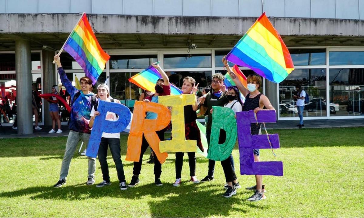 [Fotos] Hoy se realiza en Rionegro la primera Marcha del Orgullo Gay