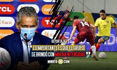 Reinaldo Rueda entrego balance tras empate entre Colombia y Venezuela