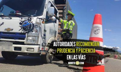 ¿Va a viajar? Autoridades entregaron reporte del estado vial en Antioquia para este puente festivo
