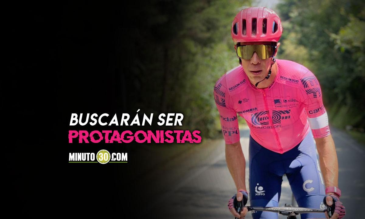 Se confirmo presencia de Rigoberto Uran y Sergio Higuita en el Tour de Francia