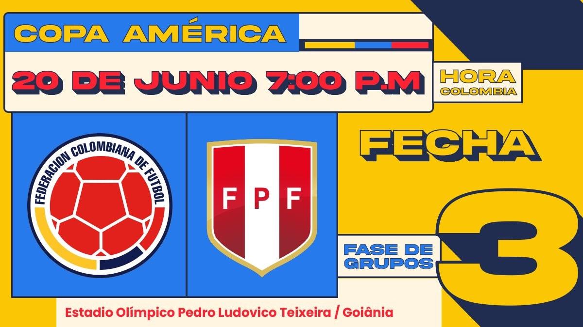 Seleccion Colombia de la Copa America 3
