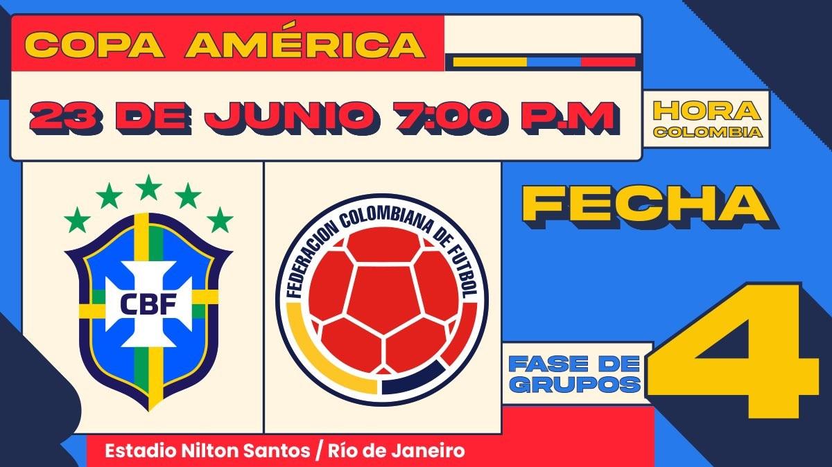 Seleccion Colombia de la Copa America 4