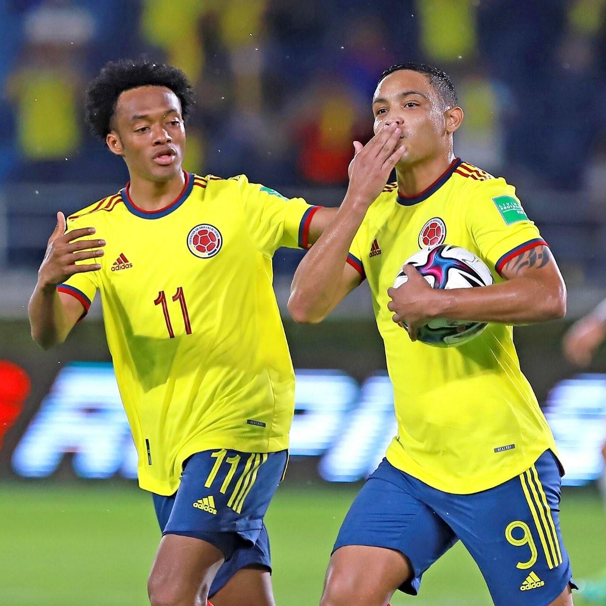 Seleccion Colombia vs Argentina Eliminatorias Sudamericanas 2
